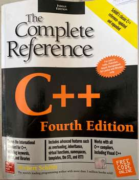 The Complete Refrence C++ Fourth Edition