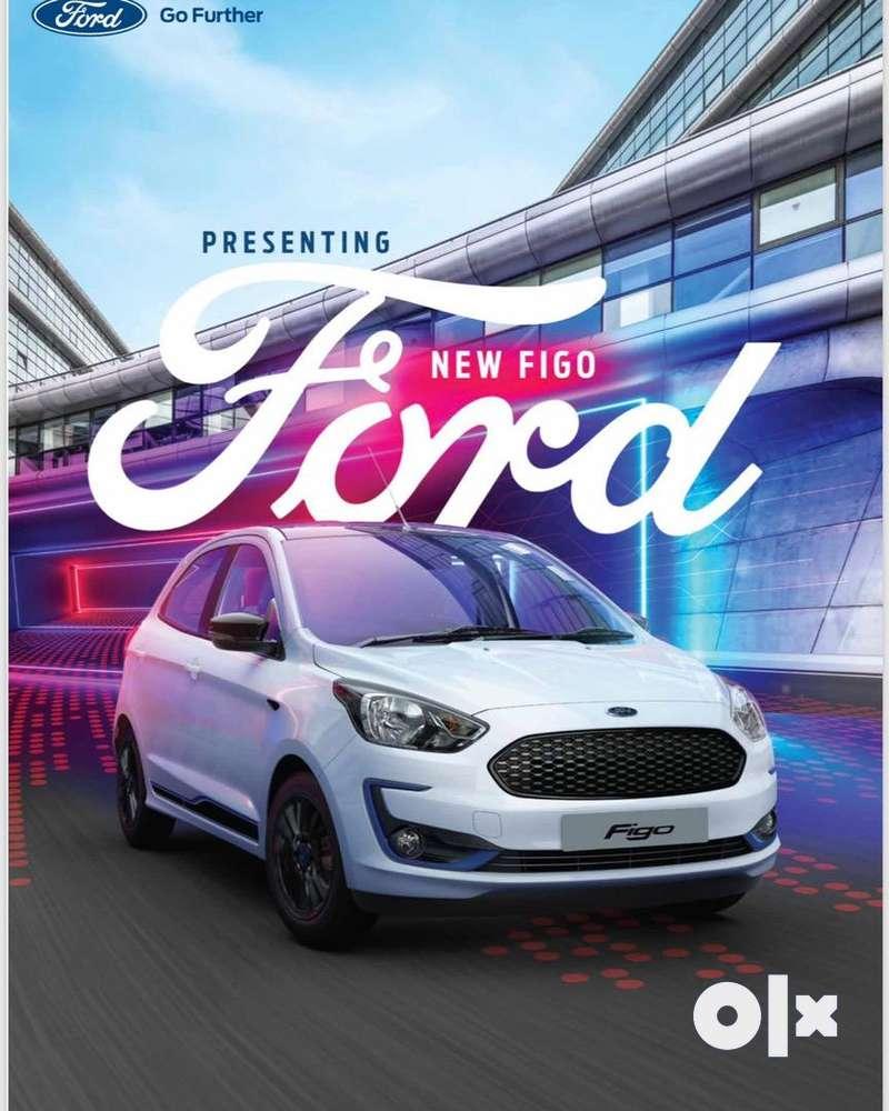 brand new ford figo titanium model petrol manual for 6 lakhs