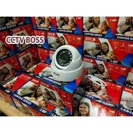 Pancoran Mas Depok, Pasang alat keamanan kamera CCTV paket lengkap