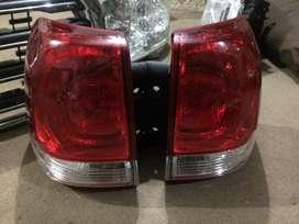 Toyota Land Cruiser 2010 stop Light