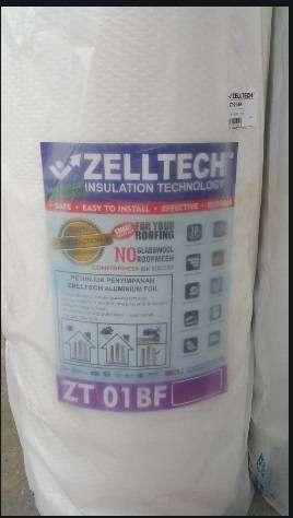 Aluminium Foil Zelltech ZT-01BF