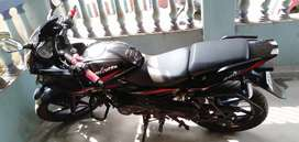 Pulsar 220f  showroom condition no problem in bike smoothly running