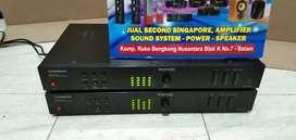 Audio Source SS Four Surround sound processor amplifier