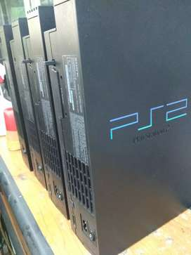 Ps2 fat hardis external 40gb full game ps 2 favorit