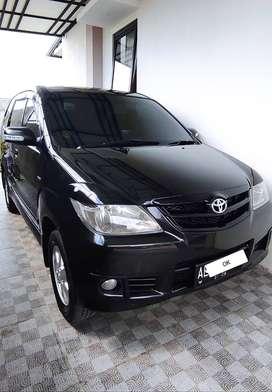 Toyota Avanza 2010,Warna Hitam,Bagus