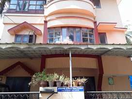 Two floor independent house semifurnished at chacksi