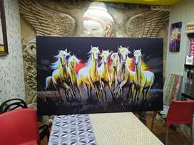 Canvas painting available