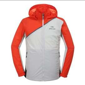 Jaket Eider Vice Lightweight - Outdoor Running Hiking New Branded
