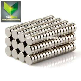 Strong Kuat Neodymium Magnet NdFeB N50