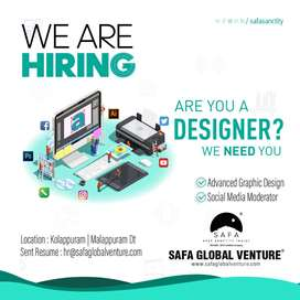 Looking a Graphic Designer