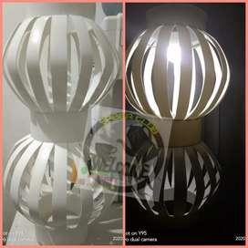 lampu gantung pvc
