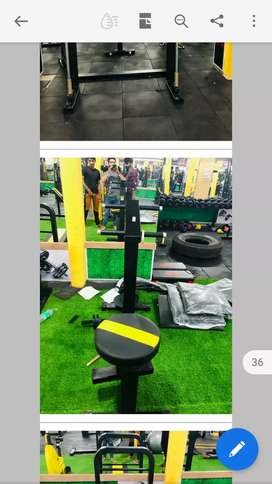 New Gym setup only 3.5 lac