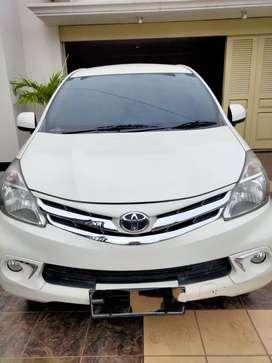 Berkualitas Murah Jual Mobil Toyota Avanza 1.3 G Manual Tahun 2012