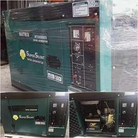full otomatis GENSET pakai bensin 6000 watt bisa cod