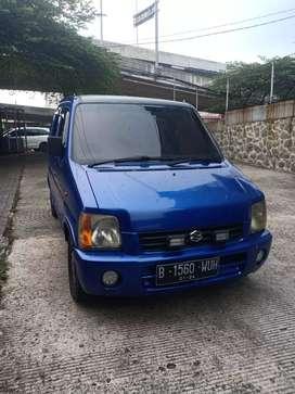 Suzuki Karimun Kotak 2001