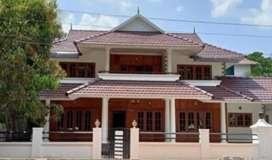 Kottayam CMS Medical College Buypas Kudmaloor 4 BHK 76 lakh