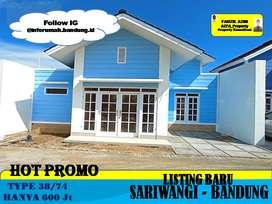 Rumah Dijual di Bandung Barat Kab. Harga Murah Sariwangi Cihanjuang