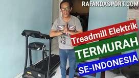 Treadmill Elektrik 2 Fungsi TL-246 Harga Murah