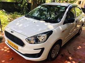 Ford Figo Aspire 2019 Diesel Well maintained Neatly used