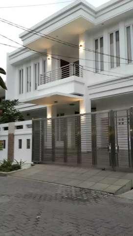Rumah sunter style modern minimalis