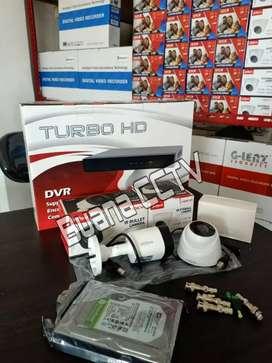 PAKET HEMAT SUPER PROMO CCTV 2 MP FULL HD