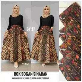 Rok Sogan Sinaran Batik