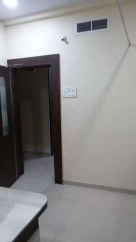 3BHK ground floor flat