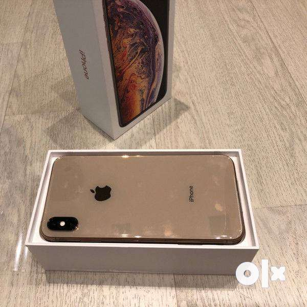 Open Box New Condition I phone XS MAX 256 GB available in COD