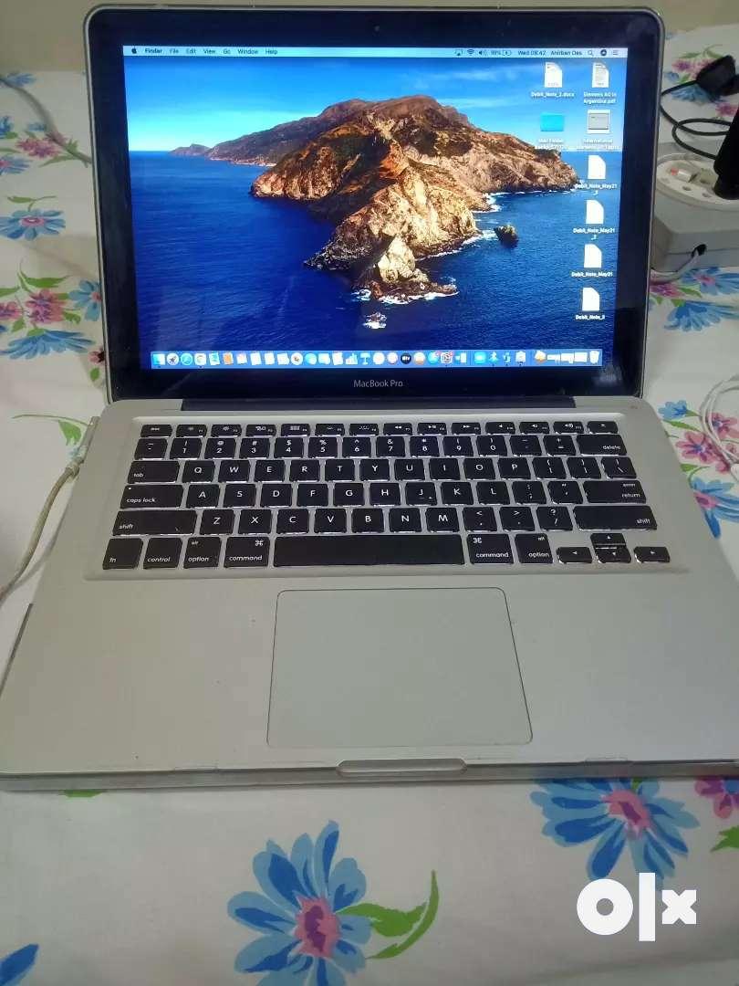 MacBook Pro 13 inch laptop
