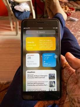 Iphone 7 plus 32 gb brand new condition