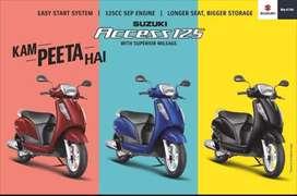 Buy BS6 Suzuki scooter & Bike
