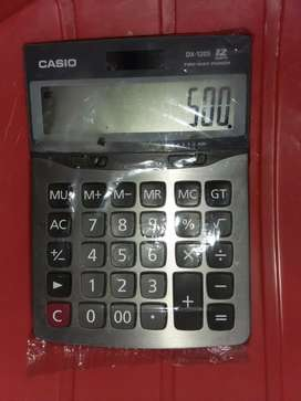 Kalkulator CASIO DX120S