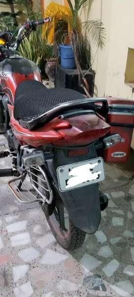 Buyers please contact me nice condition bike.