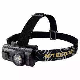 NITECORE HA23 Headlamp Senter Kepala LED CREE XP-G2 S3 250 Lumens