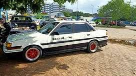 Dijual Cepat Toyota Corona 1,6 MT thn 1985 Keren, Mulus Terawat