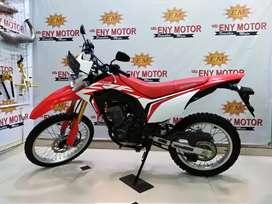 04 - Honda CRF thn 2018 barang mulus