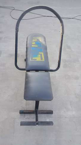 Gym equiepment and for home exercise for sale