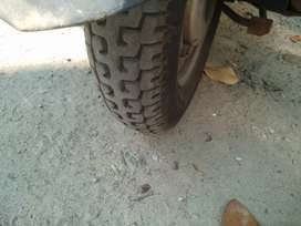 2009 last Model New isurance two new tyre