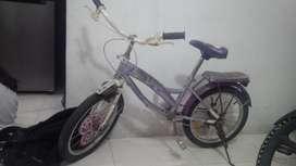 dijual sepeda anak masi bagus bkn motor ayam burung kucing kelinci