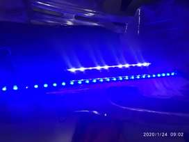 2 submersible water proof led lights for sale