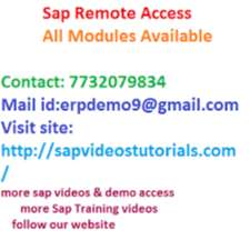 sap training videos tutorials and sap online access