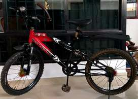 Hero Sprint, front New tyre, Springly use, 2years old, new  Look,