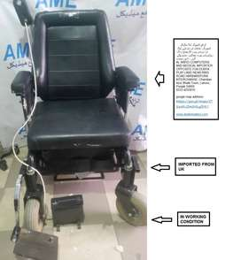 EXCEL SENIOR ELECTRIC WHEELCHAIR