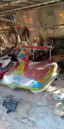 sepeda air bebek kecil merah, sepeda gowes merah bebek