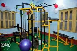 only gym setup