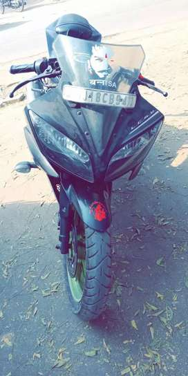 My R15  ver 2.0 sell good condition new tayers best candisan