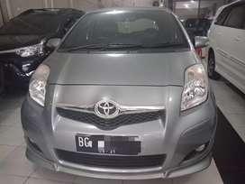 Toyota Yaris S MT 2011/2012 BG/TerimaBBN