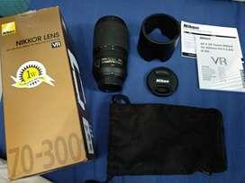 Lensa Nikon AF-S VR 70-300 F/4.5-5.6