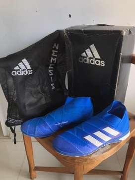Sepatu Futsal Adidas Nemeziz Tango 18+ IN 100% Original