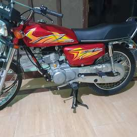 Honda 2020 465 serial red coditon 10 by 10 LaTER
